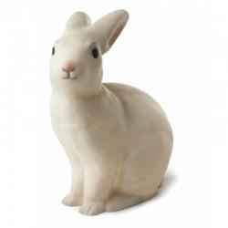 Hvid kanin lampe - Heico