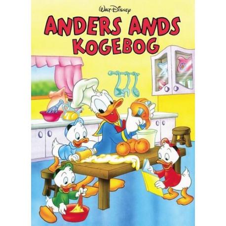 Anders Ands kogebog - Karrusel Forlag