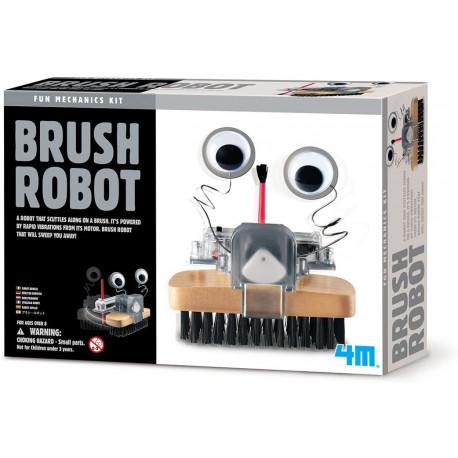Lav din egen børste robot - 4M