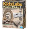 Grav efter magnetiske sten - KidzLabs - 4M