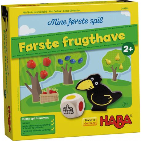 Mit første frugthave (Kragespillet) - Spil - HABA