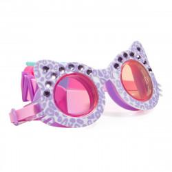 Lilla kat - Svømmebrille - Bling2O