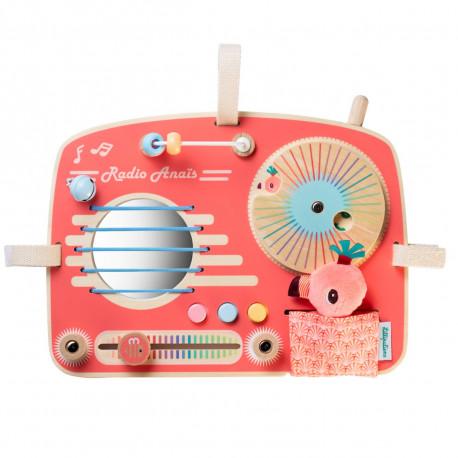 Flamingo radio - Aktivitetspanel - Lilliputiens