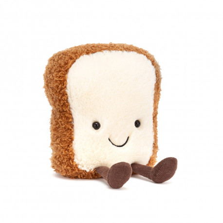 Lille toast - Amuseable bamse - Jellycat