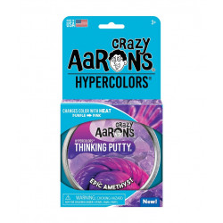 EPIC AMETHYST - Stor Hypercolor Thinking Putty slim - Crazy Aarons