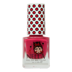 Miss NELLA vandbaseret neglelak - Strawberry 'n' Cream - Pink