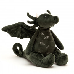 Forest drage - bamse - Jellycat