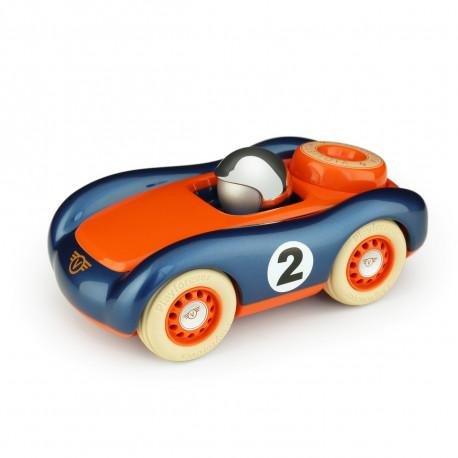 Orange Jasper Verve racerbil - Viglietta - Playforever