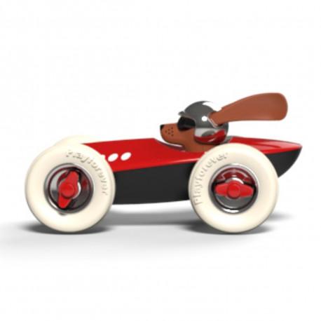 Racerbil & Patrick - Rufus - Hugo Boss + Playforever