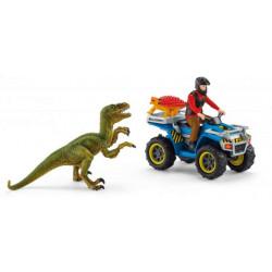 Dinosaur flugt - Figursæt - Schleich