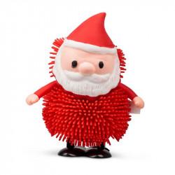 Hoppende jul - Klassisk træk-op legetøj