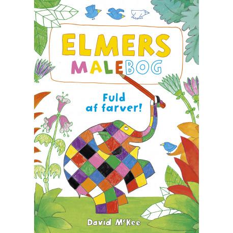 Elmers malebog - Forlaget Bolden