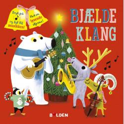 Bjældeklang - Julebog med musik - Forlaget Bolden