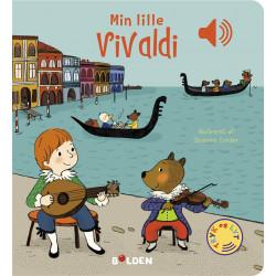 Min lille Vivaldi – Bog med klassisk musik - Forlaget Bolden
