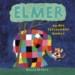Elmer & den forsvundne bamse - Snip Snap Snude bog - Forlaget Bolden