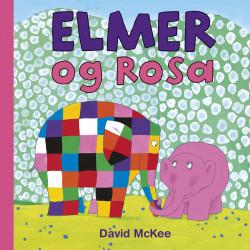 Elmer & Rosa - Snip Snap Snude bog - Forlaget Bolden