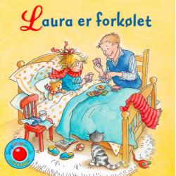 Laura er forkølet - Snip Snap Snude bog - Forlaget Bolden