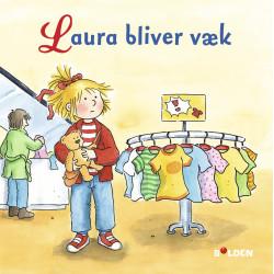 Laura bliver væk - Snip Snap Snude bog - Forlaget Bolden