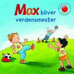 Max bliver verdensmester - Snip Snap Snude bog - Forlaget Bolden