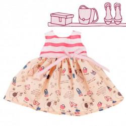 Wonderland kjole - Tøj til dukke 45-50 cm - Götz