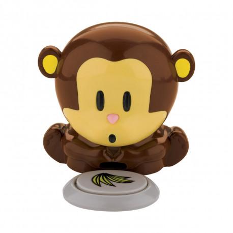 Funky Monkey Negletørrer - Miss Nella