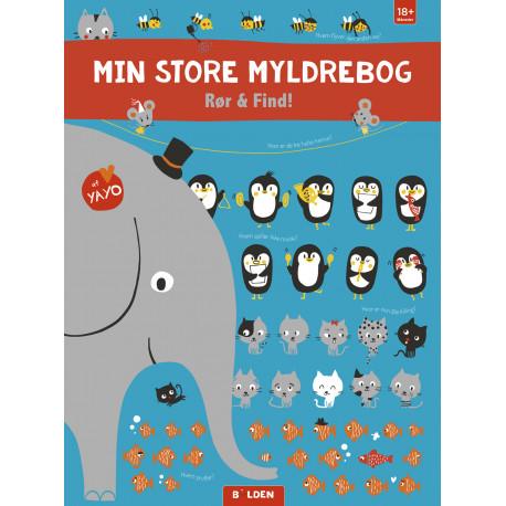 Min store myldrebog - Forlaget Bolden