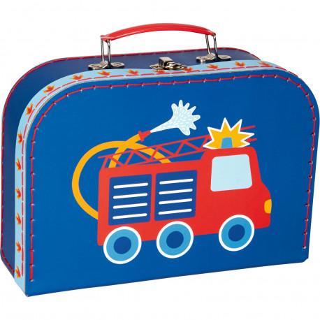 Brandbil kuffert - Stor - Spiegelburg