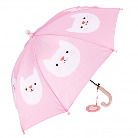 Kat - Paraply til børn - Rex London