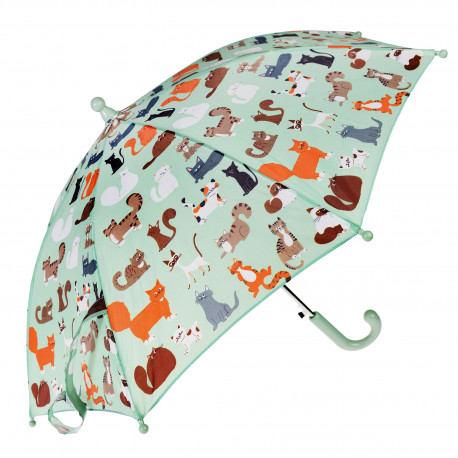 Søde katte - Paraply til børn - Rex London