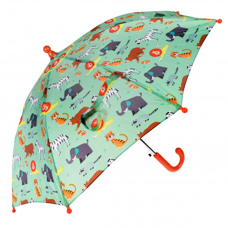 Dyreparken - Paraply til børn - Rex London