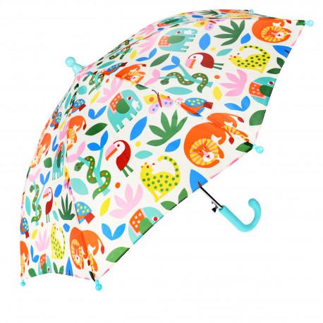 Wild Wonders - Paraply til børn - Rex London