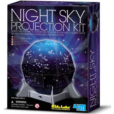 Skab en nattehimmel - KidzLabs