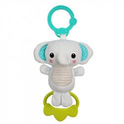 Elefant med musik - Ophæng til baby - Bright Starts