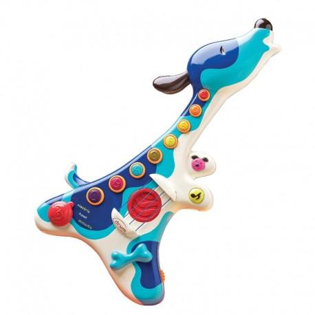 Woofer - Elektrisk guitar til de mindste - B. Toys