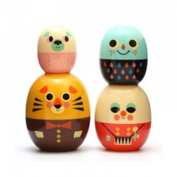 Studio Matryoshka - Babyoshka version I - Tiger