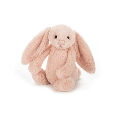 Blush kanin - Lille Bashful bamse - Jellycat