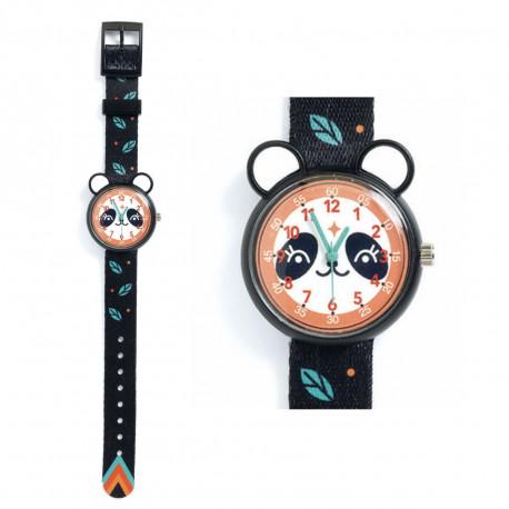 Panda ur til børn - Djeco