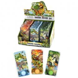1 stk. Vandspil med dinosaur - Flere designs