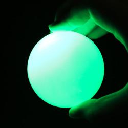 1 stk. hoppebold med farveskift