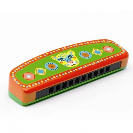 Mundharmonika - Musikinstrument til børn - Djeco