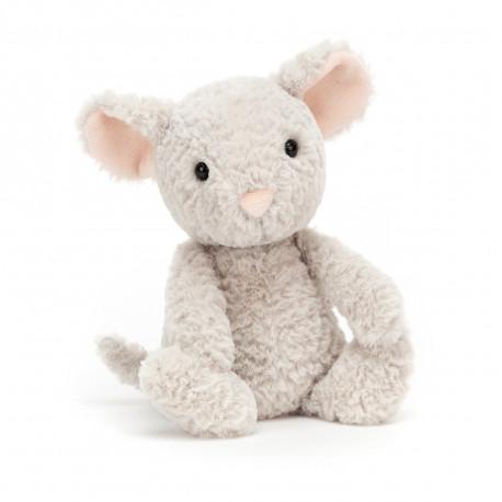 Mus - Tumbletuft bamse - Jellycat