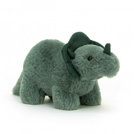 Fossily Triceratops - Mini bamse - Jellycat
