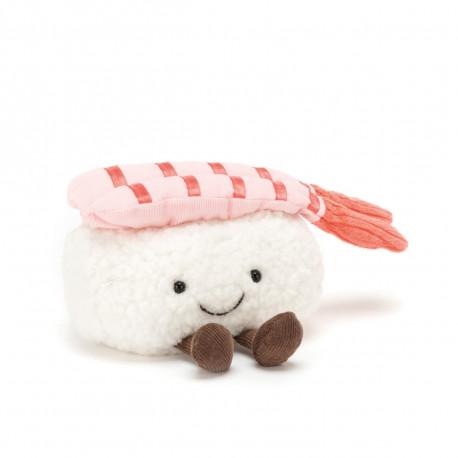 Silly Sushi Nigiri - Bamse - Jellycat