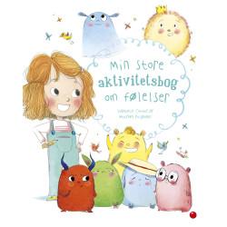 Min store aktivitetsbog om følelser - Lærebog - Forlaget Bolden
