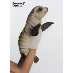 Sæl hånddukke - Hansa