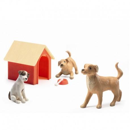 Djeco Petit Home - Hunde