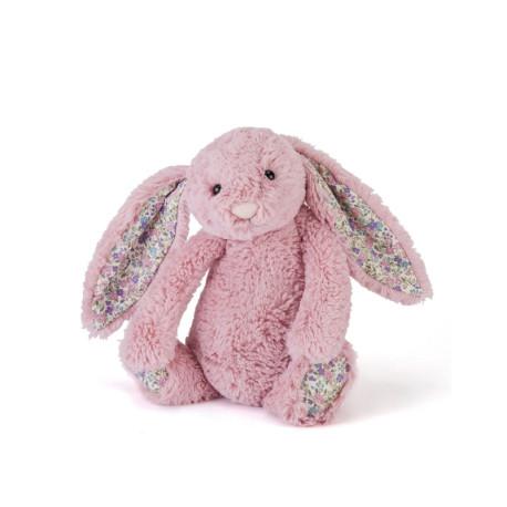 Tulip blossom kanin - Lille Bashful bamse - Jellycat