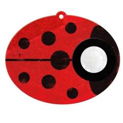 Mariehøne insekt-øje kalejdoskop - Londji