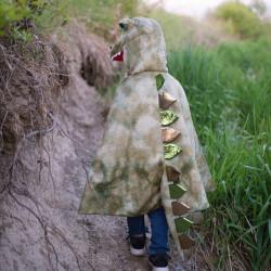 T-Rex kappe - Udklædning (4-6 år) - Great Pretenders