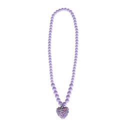 Lilla hjerte halskæde - Great Pretenders